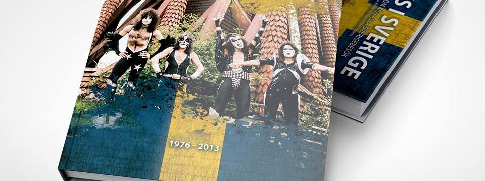 KISS i Sverige 1976 – 2013